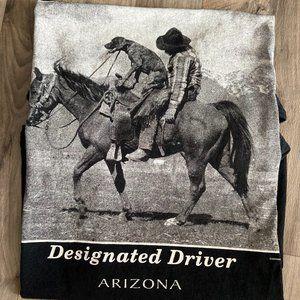 Paul Stanton Designated Driver T-Shirt Sz M